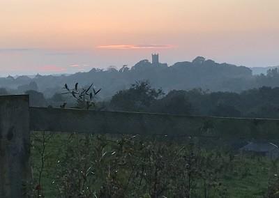 Sunrise at Bodster